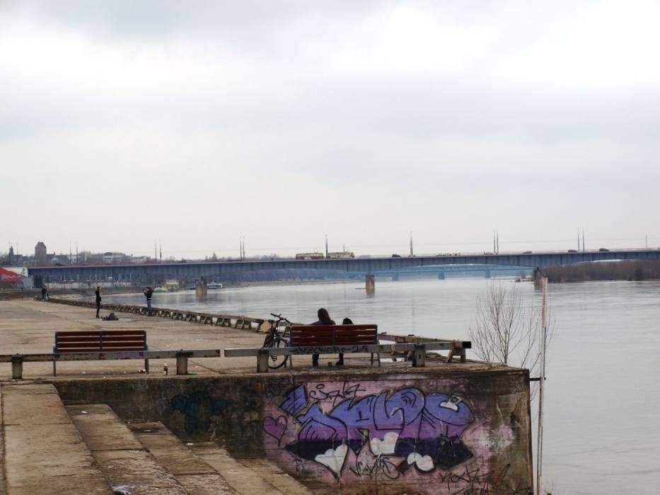 Dziś alarm przeciwpowodziowy ogłoszono w Warszawie