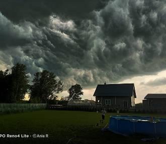 TOP 30 najgroźniejszych zdjęć burz na Pomorzu! Czarne niebo nad regionem