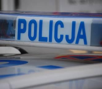 Wypadek w Wieruszowie. 26-latka potrąciła rowerzystkę, uciekła, a potem zgłosiła się na policję