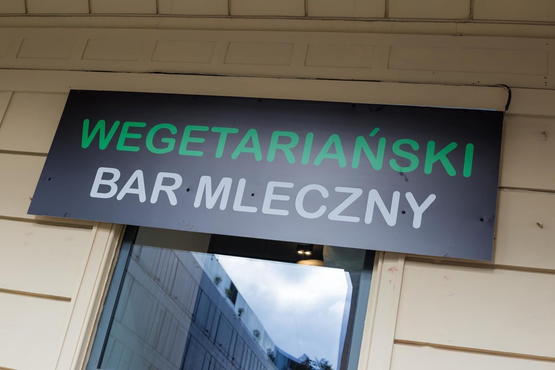 Wegetariański Bar Mleczny. Tu zjesz obiad bez mięsa za mniej niż 10 złotych!