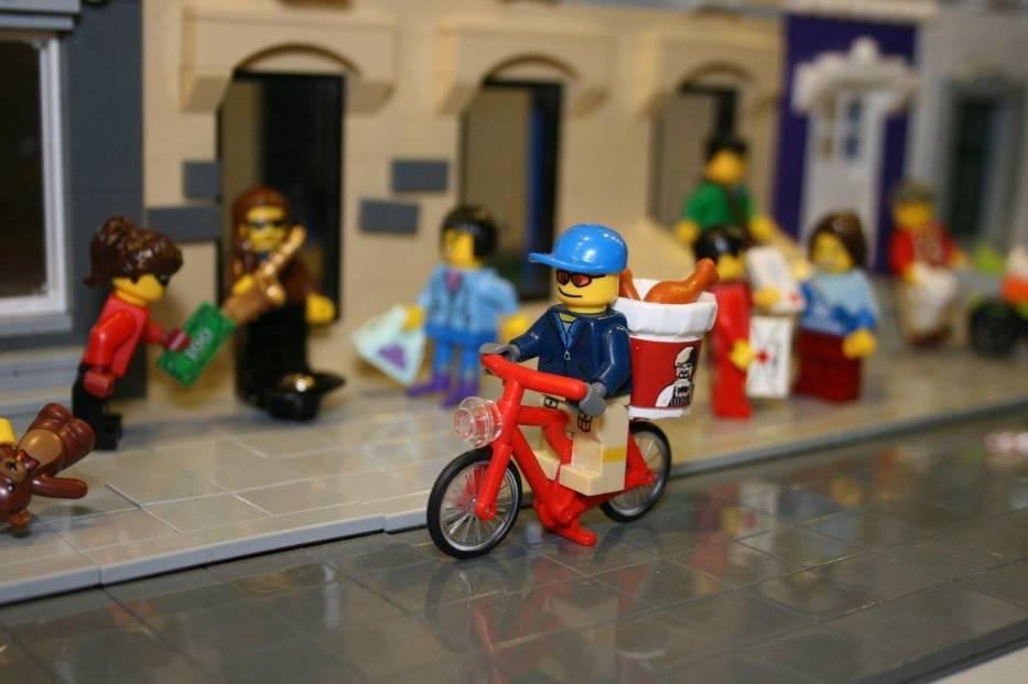 Wystawa Lego Bielsko-Biała