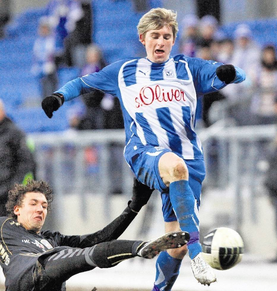 Jacek Kiełb  w Lechu strzelił tylko jedną bramkę, a w 10 meczach Korony dwa gole