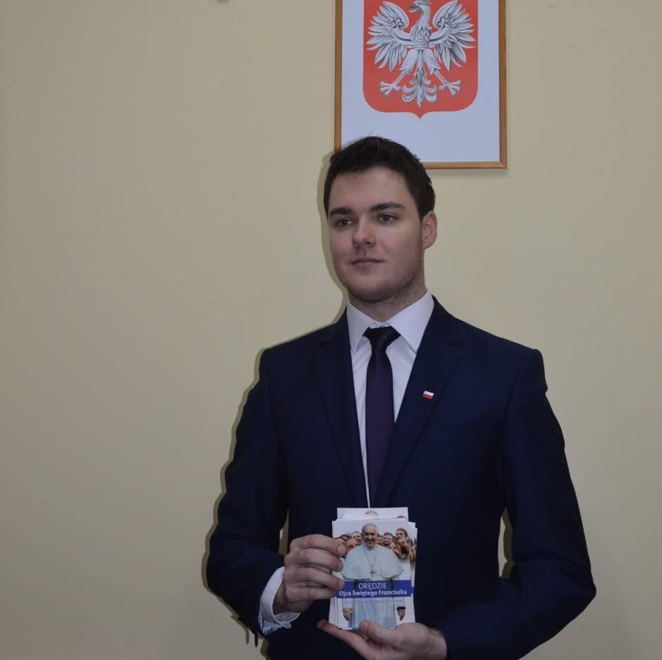 """Łukasz Rzepecki: """"Miasto powinno pomagać i wspierać klub, a nie krytykować"""""""