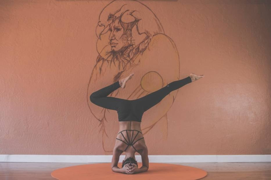 Szybka sesja jogi