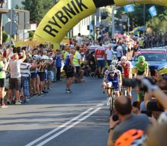 Tour de Pologne w Rybniku. Gdzie i o której spodziewać się kolarzy?