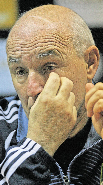 Orest Lenczyk wciąż walczy z GKS o pieniądze