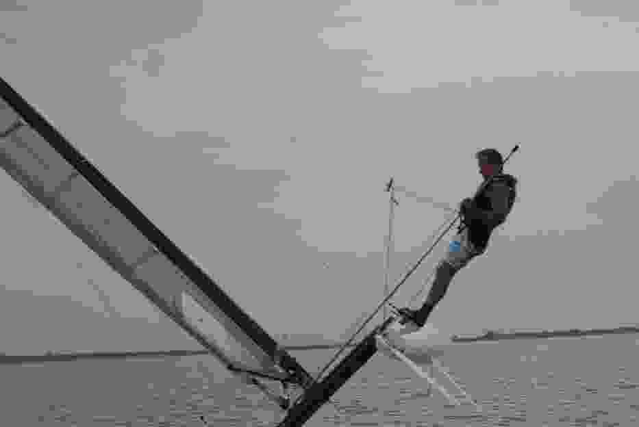 W regatach udział mają wziąc także katamarany