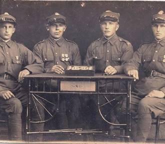 Podoficer 70 Pułku Piechoty Michał Hyżorek na archiwalnych zdjęciach