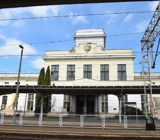 Remont i przebudowa dworca kolejowego w Zbąszyniu