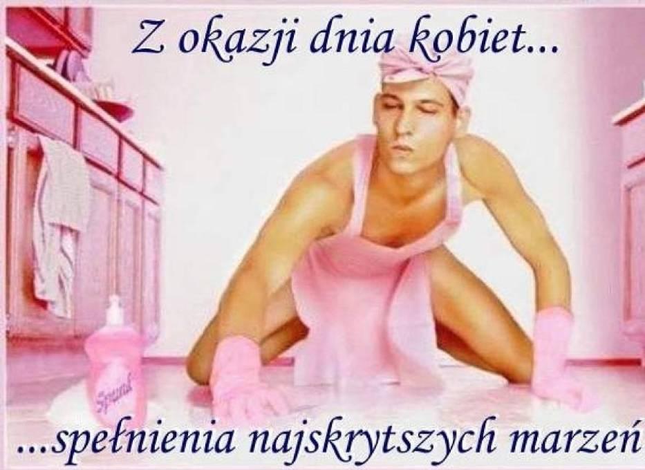 sms dzien kobiet Grudziądz