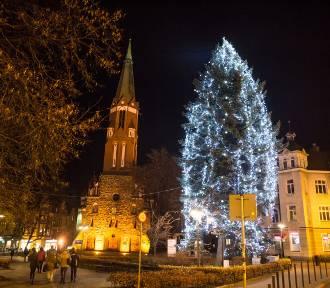 Iluminacje światęczne w Sopocie [zdjęcia]