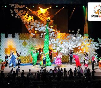 Balonowe Show w Łodzi. Ponad 3000 balonów na scenie
