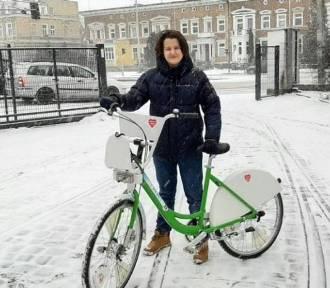 Historyczny szczeciński zielony rower sprzedany. Aukcja zasili konto WOŚP