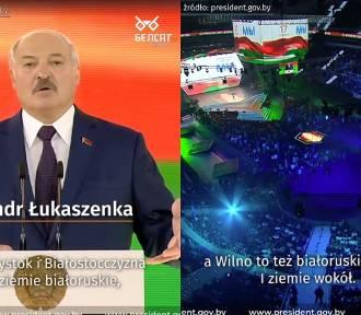 Aleksandr Łukaszenka: Białystok i Białostocczyzna to ziemie białoruskie