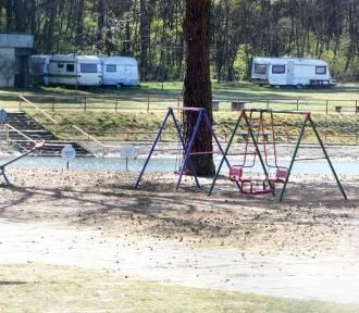 Na kąpielisku w Ochli chcielibyśmy plaży, miejsc na grilla i...?