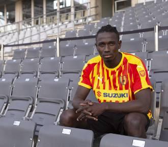 Emile Thiakane po trzech latach żegna się z Bełchatowem. Senegalczyk będzie grał w Koronie Kielce