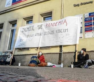 Demonstracje w weekend na Pomorzu. Protesty ws. aborcji oraz problemów gastronomii