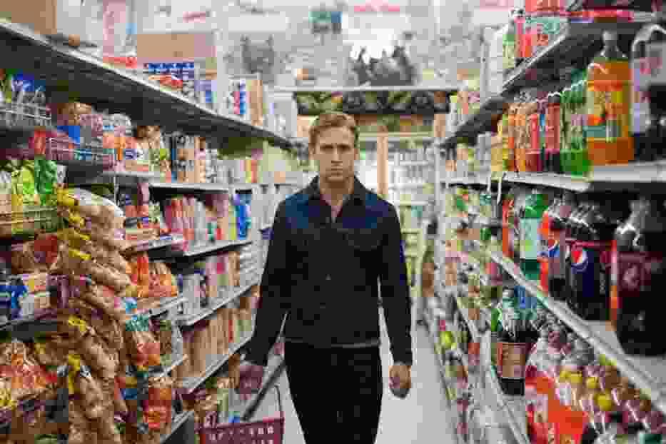 Ryan Gosling w filmie Drive