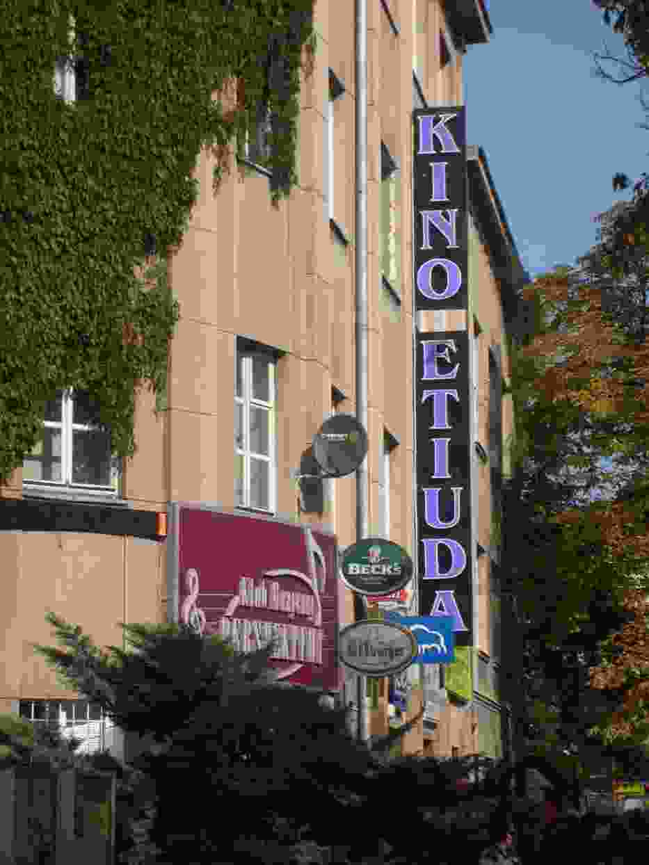 Kino Etiuda w Ostrowcu Świętokrzyskim