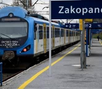 Podhale. Wracają pociągi dla turystów z całej Polski