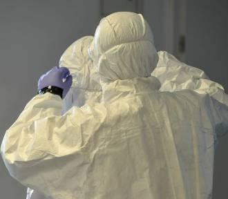 Pacjent w ciężkim stanie w szpitalu w Kościerzynie nie ma koronawirusa