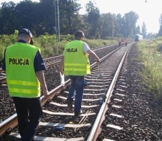 Częstochowa: potrącenie mężczyzny na torach kolejowych