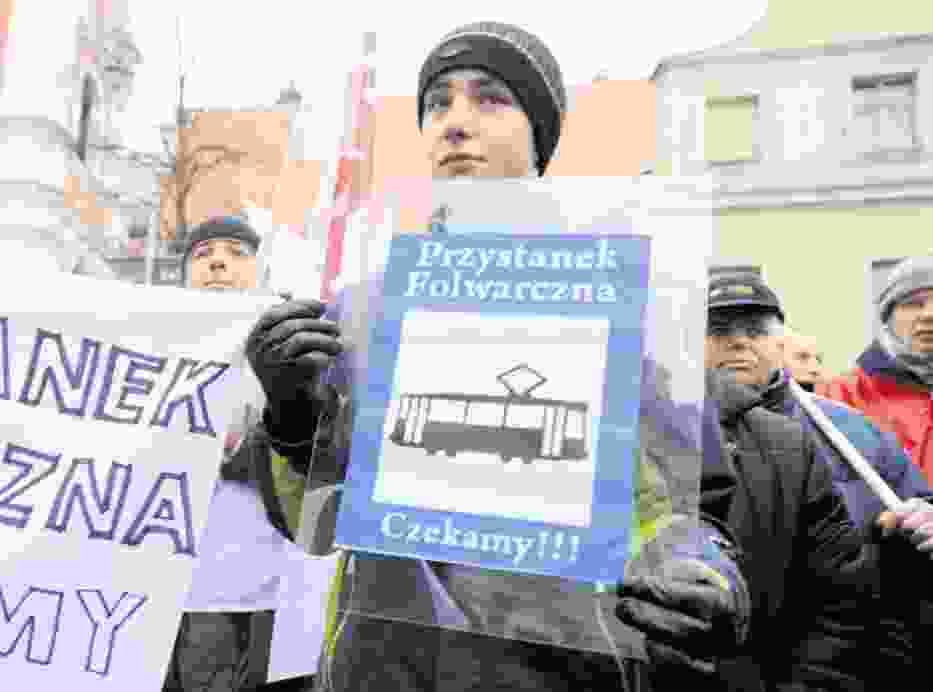 Będzie droga, ale nie wiemy kiedy - taki konkret władze Poznania przekazały mieszkańcom Folwarcznej