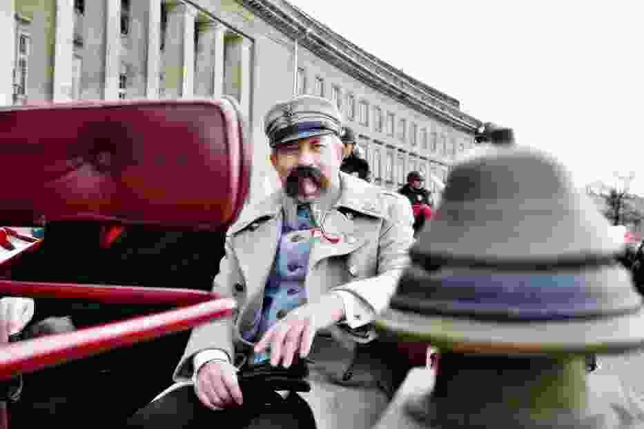 Marszałek Piłsudski tym razem pojawi się w Trzebnicy, ale wrocławianie też nie powinni narzekać na nudę