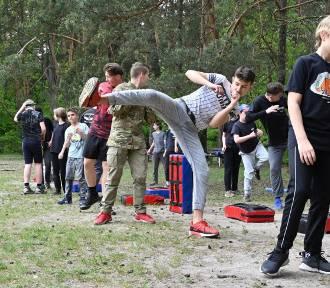 Aktywna sobota w Kielcach - park, stadion, zalew [ZDJĘCIA]