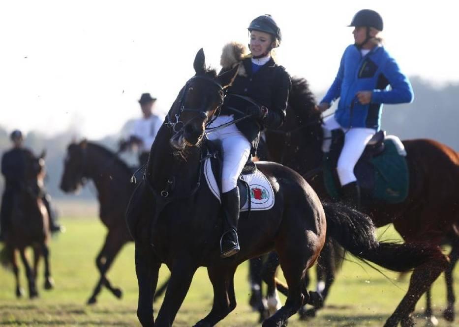 Hubertus Spalski 2014: Hubertus Jeździecki w Spale