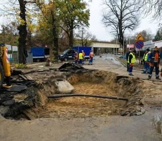Ul. Granitowa w Szczecinie przejezdna. Koniec z problemami w Podjuchach