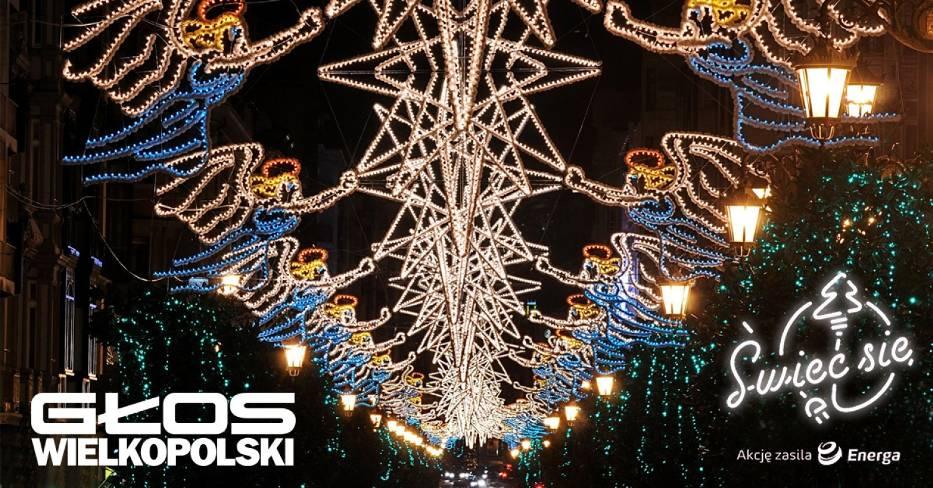 Świeć się z Energą: Wybierz najpiękniej oświetlone miasto w Wielkopolsce