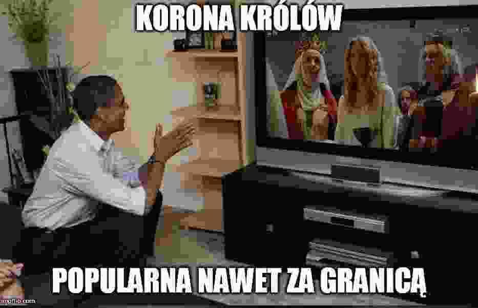 Korona Królów: memy telenoweli historycznej TVP1 są już liczne