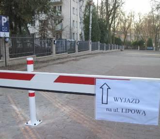 Nowy parking w Nałęczowie. Czy pomoże rozwiązać problem nielegalnego parkowania?