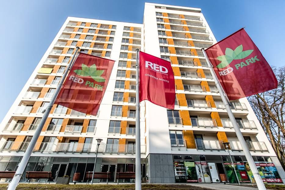 RED PARK w Poznaniu