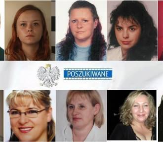 Kobiety poszukiwane przez pomorską policję [zdjęcia]