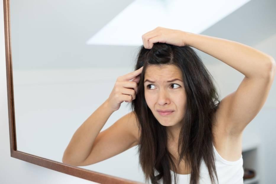 Słabe włosy i paznokcie