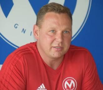 Mariusz Bekas odchodzi z Mieszka Gniezno. Kto będzie nowym trenerem?
