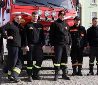 Strażacy z Roztoki mają nowy samochód (ZDJĘCIA)