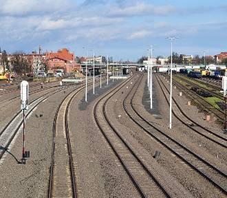 Koleją do Malborka? Wykonawca mówi o marcu 2021