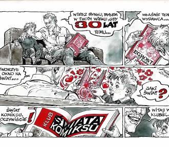 Międzynarodowy Festiwalu Komiksu i Gier z Egmontem