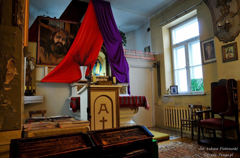 Kaplica w szpitalu świętego Józefa