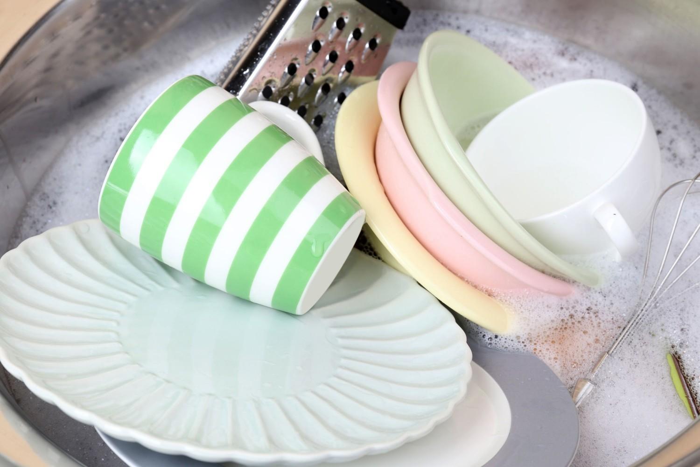 Namaczaj naczynia