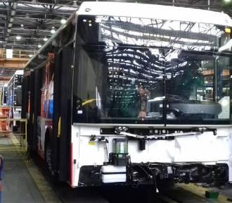 Nowe autobusy mają dotrzeć do Brodnicy najpóźniej do 29 marca