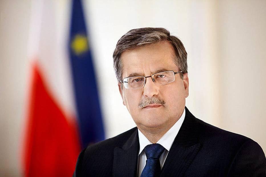 Prezydent Bronisław Komorowski - jakie to były opinie? Czy były jakiekolwiek?