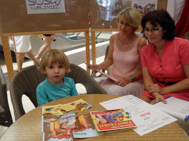 Lubliniec: Narodowe Czytanie Fredry