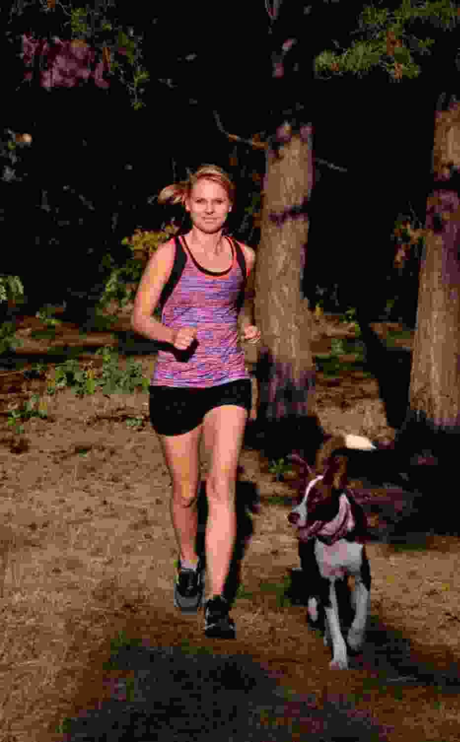 Jak biegać z psem, aby była to przyjemność dla was obojga?