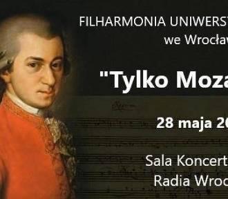 """""""Tylko Mozart""""– z cyklu """"Najpiękniejsza klasyka w najlepszym wykonaniu"""""""