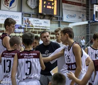 Memoriał Zenona Świętońskiego w koszykówce. Juniorzy grali w Stargardzie