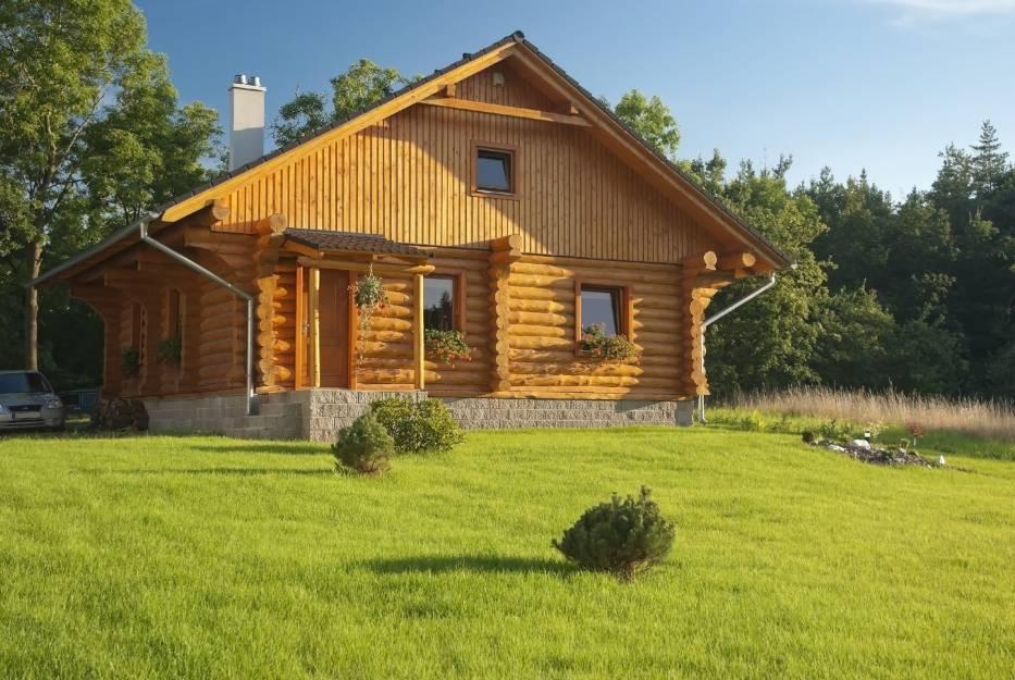 Najwięcej domów drewnianych powstało w 2019 r